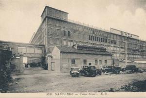 usine Nanterre