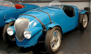 Simca 5 Gordini sport de 1937